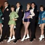 1st - Cindy Backle & ? 2nd - Gerry ? & Bab Sanborn 3rd - Patti Sorba & Walter Sinatra 4th - Fran ? & Vic Courter
