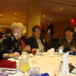 Gini Smith Frank, Rosemarie Angelo Auble & Gail Sprong