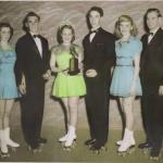 1947 NJ State Novice Dance 1st - Ackerman - Irwin 2nd - Denny - Voorhees 3rd - Fisher - Binninger held at Bergenfield