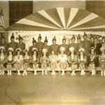 Participants in Revue in Bergenfield - 1946