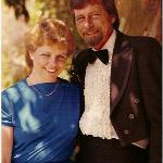 Dawn Duval attended the 1982 California Wedding, groom Mike Norbutt
