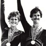 Fleurette Arsenault  & Danny Littel - 3 time World Dance Champions -  1977-78-79