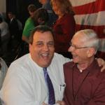 Governor Chris Christie & Jm Kohl