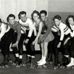 February 1960 L-R: Dave Babbs ,Brenda Sipe,Cliff Nazzaro, ??, Alice Betzler,  Jimmy Richardson,  Jimmy Brennan, Patti Seibel & ??